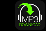 free MP3 download button